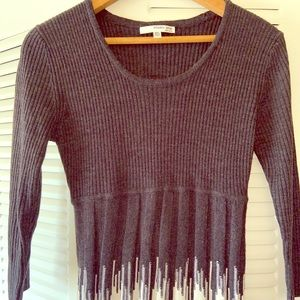 Snug knit dress